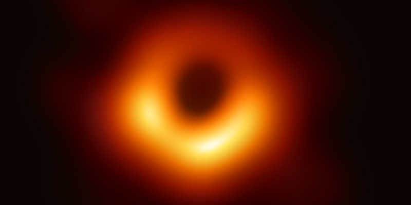 Viewpoint: Supermassive Black Hole May Constrain Superlight Dark Matter